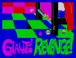 Giant's Revenge ZX Spectrum 19