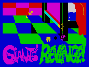 Giant's Revenge ZX Spectrum 20