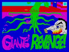 Giant's Revenge ZX Spectrum 21