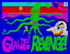 Giant's Revenge ZX Spectrum 22