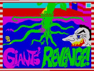 Giant's Revenge ZX Spectrum 23