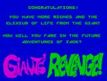 Giant's Revenge ZX Spectrum 25