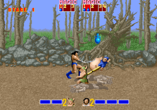 Golden Axe Arcade 009