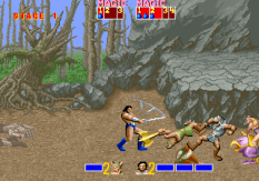 Golden Axe Arcade 011