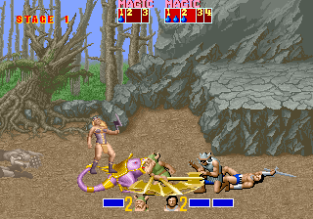 Golden Axe Arcade 012