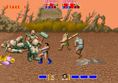 Golden Axe Arcade 022