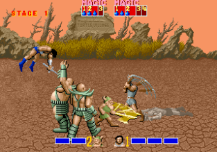 Golden Axe Arcade 023