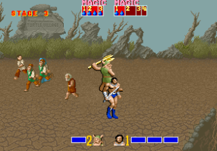Golden Axe Arcade 031