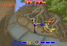 Golden Axe Arcade 033