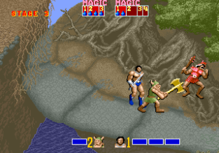 Golden Axe Arcade 034