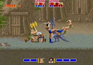Golden Axe Arcade 042
