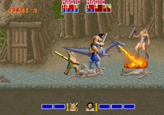 Golden Axe Arcade 043