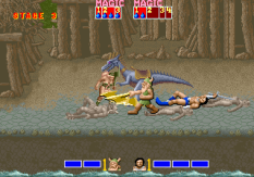 Golden Axe Arcade 044