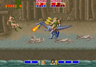 Golden Axe Arcade 045