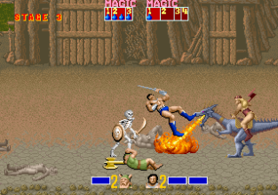 Golden Axe Arcade 053