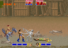 Golden Axe Arcade 054