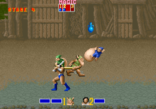 Golden Axe Arcade 056