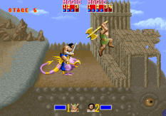Golden Axe Arcade 065