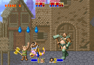 Golden Axe Arcade 067