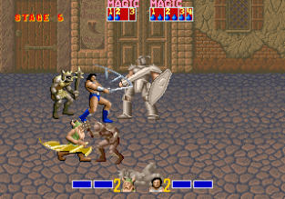 Golden Axe Arcade 075
