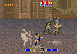 Golden Axe Arcade 078