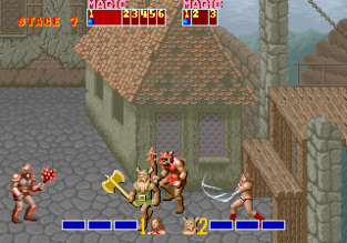 Golden Axe Arcade 089