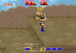 Golden Axe Arcade 097