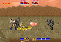 Golden Axe Arcade 098