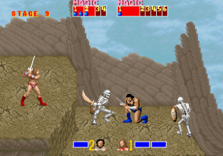 Golden Axe Arcade 108