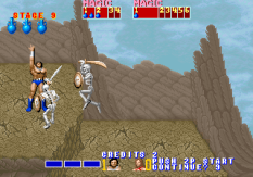 Golden Axe Arcade 109