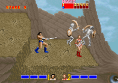 Golden Axe Arcade 110