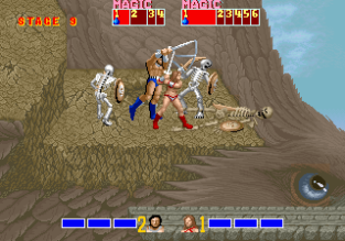 Golden Axe Arcade 111