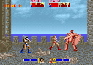 Golden Axe Arcade 119