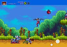 Gunstar Heroes Megadrive 010