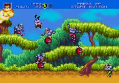 Gunstar Heroes Megadrive 011