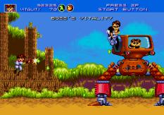 Gunstar Heroes Megadrive 044