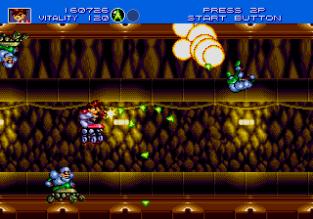 Gunstar Heroes Megadrive 053