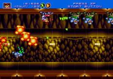 Gunstar Heroes Megadrive 054