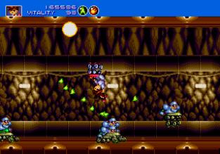 Gunstar Heroes Megadrive 056