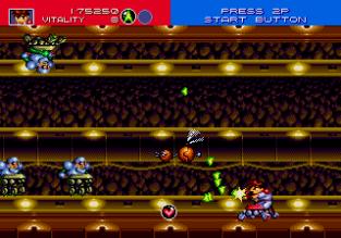 Gunstar Heroes Megadrive 064