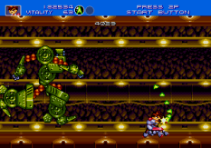 Gunstar Heroes Megadrive 077