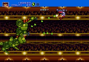 Gunstar Heroes Megadrive 078