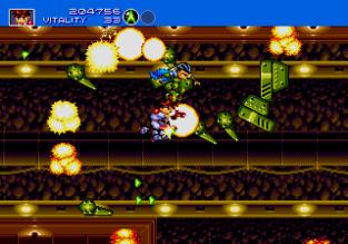Gunstar Heroes Megadrive 086