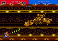 Gunstar Heroes Megadrive 088