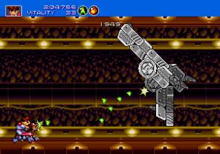 Gunstar Heroes Megadrive 089