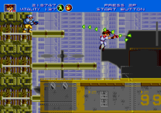 Gunstar Heroes Megadrive 099