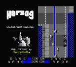 Herzog MSX 050