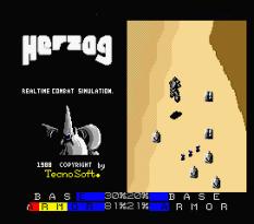 Herzog MSX 099