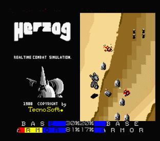 Herzog MSX 100