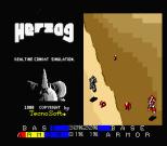 Herzog MSX 101